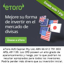 Broker y red de trading social de eToro